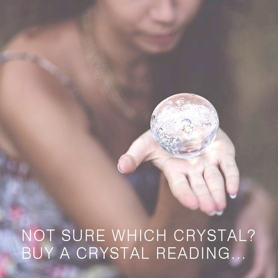 Picture of Crystal Ball reading